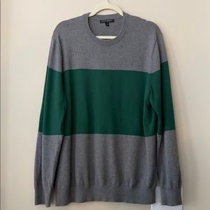 Banana Republic two-tone Sweater XL